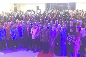 60 Mahasiswa Anak Negeri Sembilan Terima Bantuan Sara Hidup