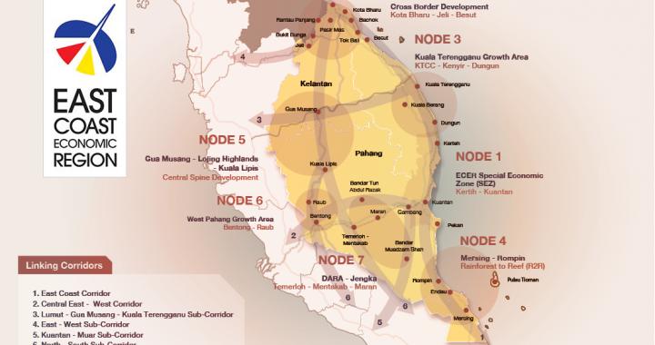 Sasaran 120,000 Peluang Pekerjaan: Pelan Induk ECER 2.0 Sasar Pelaburan Swasta Baharu Bernilai RM70 Bilion