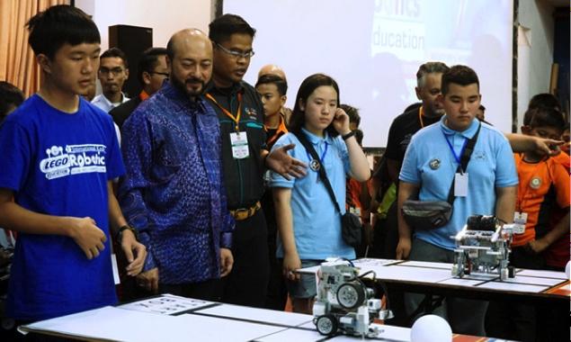 Kuasai Teknologi Robotik – Mukhriz