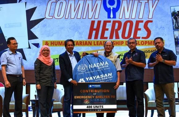 YBR sasar 71 Program Hero Komuniti Sepanjang Tahun