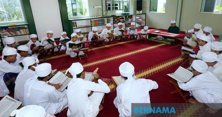 SKM Tahfiz Bakal Lahir Tahfiz Berkemahiran