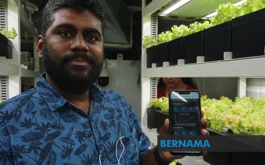 Teknologi 5G TM Sediakan Penyelesaian Pertanian Pintar