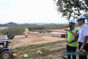 KRC Berpotensi Tarik RM10 Bilion Pelaburan Dan Wujudkan 14,500 Peluang Pekerjaan – Mukhriz